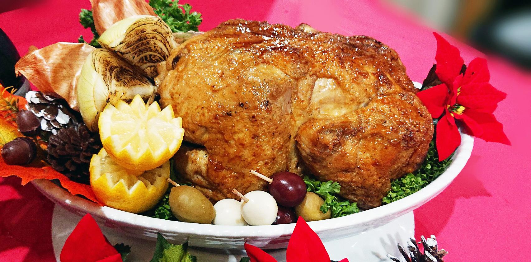【完全予約】【数量限定】Xmasチキン『国産若鶏ローストチキン』予約受付開始!